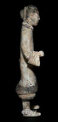 Ancient Chinese Large Terracotta Guard Han Dynasty