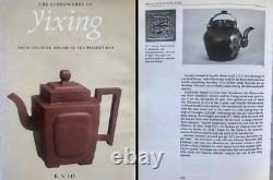 Chinese Antique Large Black Yixing Teapot, Yufeng Workshop Qing
