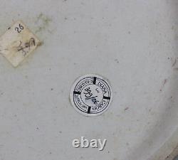 Diana Shipwreck Cargo Large Longevity Dish c1816
