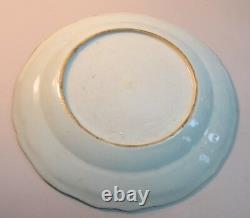 Fine CHINESE EXPORT Plate with Large Armorial Design of Lion c. 1780 antique