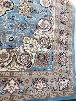 Large Hand Crafted Chinese Wool Carpet 126 X 9