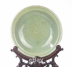 Grand Longquan Celadon Bowl. Dynastie De La Chanson