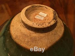 Grande Et Rare Dynastie Yuan Junyao Baie Vitrée Bowl Chinois