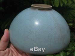 Un Grand Bol 'jun' Turquoise, Attribué À La Dynastie Song, 18,8 CM