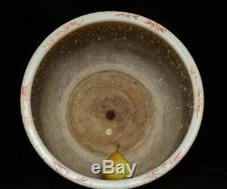 Une Très Rare Et Grande Porcelaine Chinoise Du 19ème Siècle Jardinière / Planteur